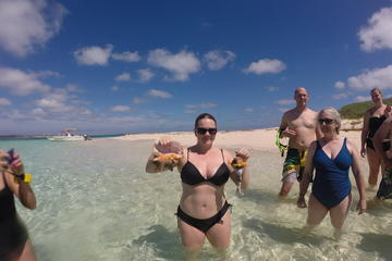 Grand Turk Gibbs Cay Snorkel Adventure