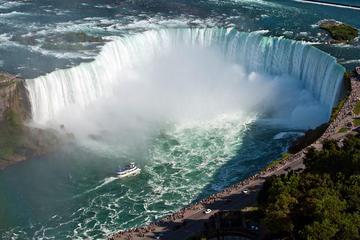 Tour panoramico di un giorno delle cascate del Niagara