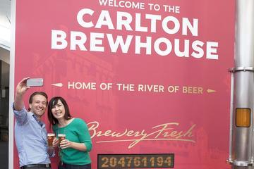 ビールの試飲付きカールトン ブリューハウス醸造…