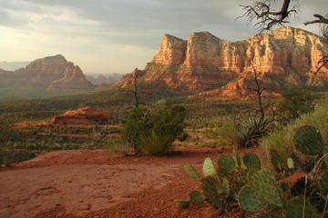 Day Tour to Sedona Red Rock Country and Native American Ruins from...
