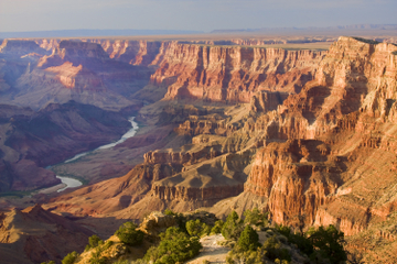 Deluxe-Tagesausflug in kleiner Gruppe: Grand Canyon und Sedona