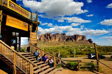 Excursão de um dia pela trilha apache saindo de Phoenix
