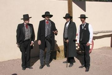 Excursion d'une journée à Tombstone...