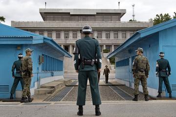 Full day Korean DMZ & JSA...