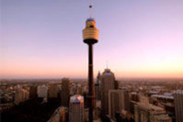 Sydney Tower Restaurant Buffet