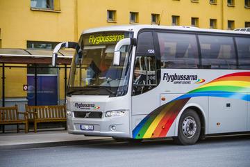 Traslado compartido para salidas al aeropuerto de Arlanda