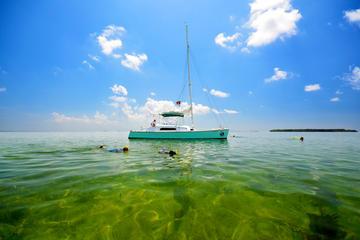 Key West Catamaran Eco-Adventure with Kayaking