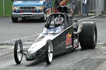 Dragster Drive Experience at Las Vegas Motor Speedway