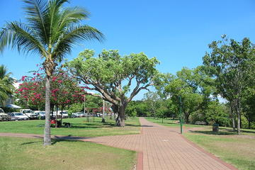 Darwin Self-Guided Audio Tour