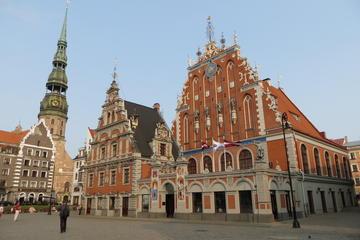 Riga Audio Tour
