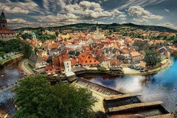 Day Trip to Cesky Krumlov from Prague...