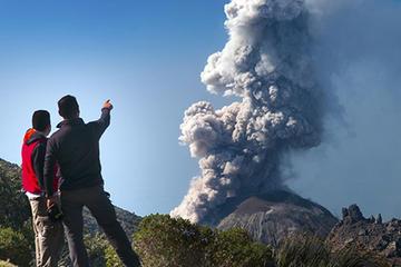 Santiaguito Volcano Hiking Tour from Quetzaltenango