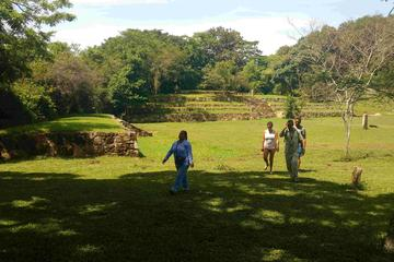 5-Hour New Archaeological Tehuacalco ...