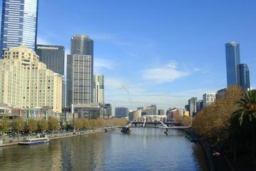 Höhepunkte von Melbourne– Bootsfahrt