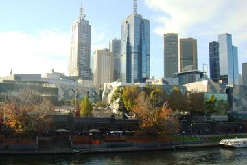 Port of Melbourne and Docklands Sightseeing Cruise