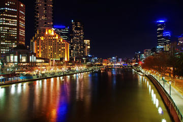 Sejltur med middag på Spirit of Melbourne