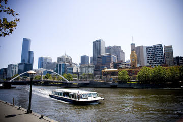 Sightseeingcruise i Melbourne