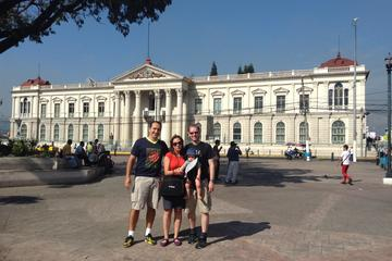 Half-Day Tour: San Salvador City and Volcano
