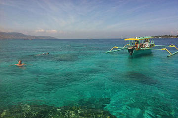 Snorkeling Boat Trip at Wonderfull 3 Gili Island