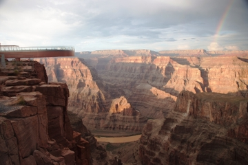 Grand Canyon West Rim in SUV - Self-drive dagtrip vanuit Las Vegas