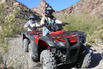 Tur til El Dorado Canyon og besøk i gullgruve