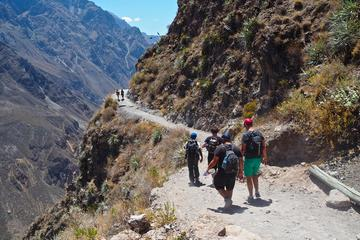 3-Day Backpacker Colca Canyon Trek...