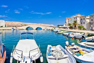 Private Tour: Tagesausflug nach Pag Island ab Zadar