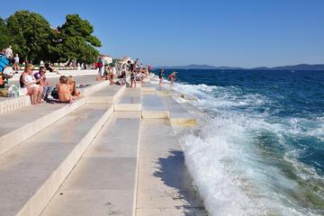 Spaziergang in kleiner Gruppe durch Zadar