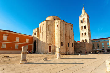Spaziergang in Zadar – Antike trifft auf Moderne