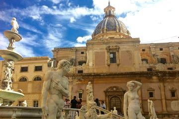 Palermo Walking Tour and Segesta