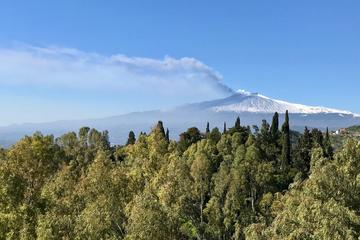 Private Etna & Taormina Tour - from Agrigento with Local Guide
