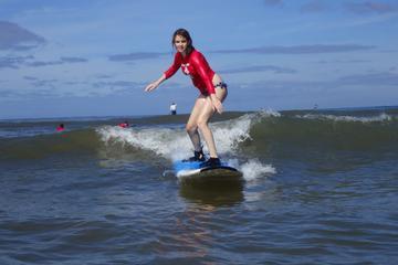Surfunterricht auf Maui