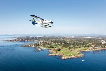 Book Butchart Gardens Luxury Evening Experience: Seaplane Flight and 3-Course Dinner on Viator
