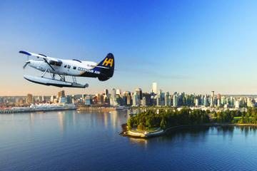 Mit Wasserflugzeug und Fähre von Vancouver nach Victoria