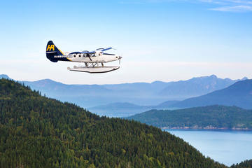 Day Trip Mount Mamquam and Alpine Lakes Seaplane Tour from Vancouver near Vancouver, Canada