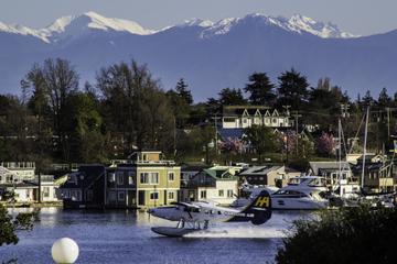 Mount Mamquam und Bergseen-Tour mit dem Wasserflugzeug ab Vancouver