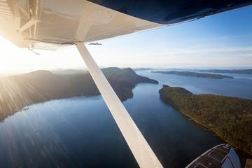 Seaplane Flight to Victoria with Ground Transport and Butchart...