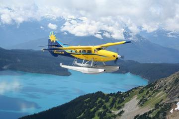 Vancouver to Whistler Scenic Flight