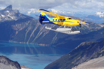 Whistler to Victoria Scenic Flight