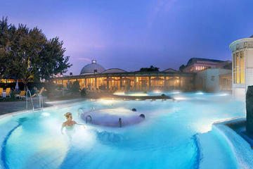 Half day Cassiopeia thermal spring WELLNESS WITH TRADITION Entrance...