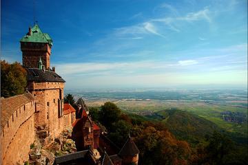 High Koenigsbourg Castle Entrance