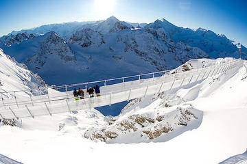 Mount Titlis and Lucerne Day Tour...