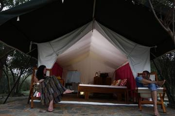 Luxury Camping at Yala National Park