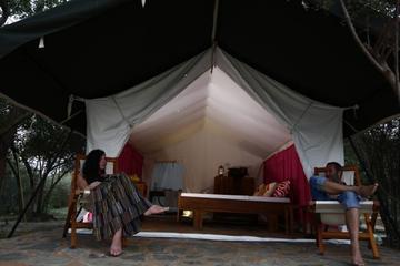 Luxury Camping at Yala National Park