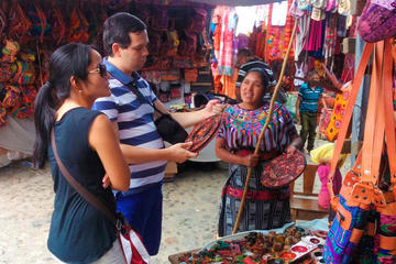 2 Day Tour: Chichicastenango Market