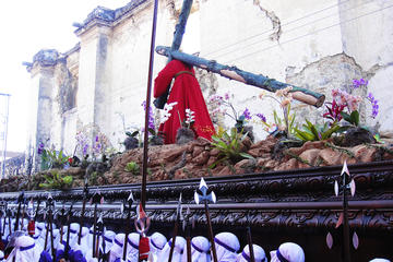 Antigua Carpets Tour on Good Friday - Holy Week  in Guatemala
