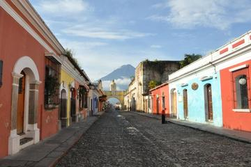 Colonial Antigua Morning Tour from Guatemala City