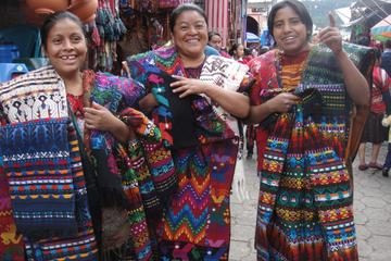 Full Day Tour: Chichicastenango Maya Market and Lake Atitlan from...