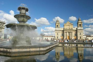 Guatemala City and Antigua Full-Day...