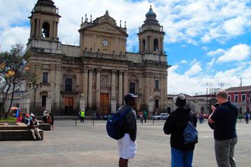 Guatemala City Sightseeing Tour